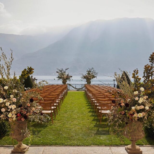 Loved everything about this day with @chrishessney @putnamflowers @christianoth at @villa_balbiano 🤍 #lake comoweddings #lakecomoweddingplanner #lakecomoitaly